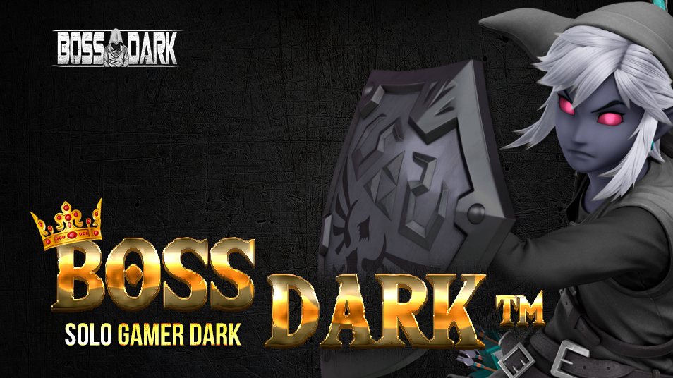 Boss Gamer Dark