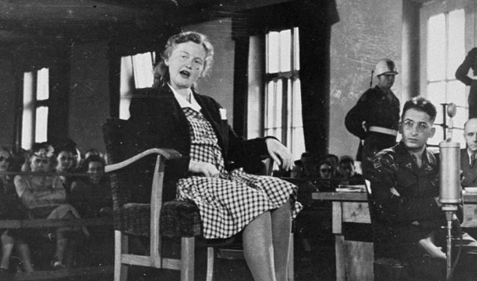 Ilse Koch, la «Zorra de Buchenwald»